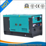 세륨 ISO 최신 판매 100kVA 침묵하는 디젤 엔진 발전기