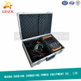 Analyseur de spectre portatif pour les professionnels de l'énergie électrique