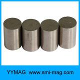 Aimant composé de cobalt de samarium de cylindre de SmCo de qualité