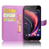 для крышки кожи мобильного телефона случая стойки Flip желания 10PRO HTC
