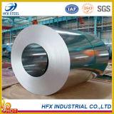 Bobina de aço galvanizada para a folha da telhadura (DC51D+Z, DC51D+ZF, St01Z, St02Z, St03Z)
