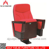 파란 나무로 되는 강당 의자 극장 의자 Yj1609b