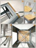 Новой гостиница штабелированная конструкцией стальная обедая стулы