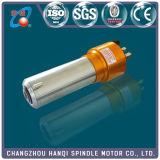ISO20の1.5kw 2.2kw Atcの水によって冷却されるスピンドル