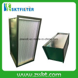 Luft H13 HEPA Filter-Typ Tief-Falten HEPA Filter
