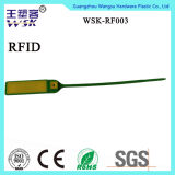 Verbinding van de Spaander van de Injectie RFID van het Metaal van de Veiligheid van de Vervaardiging van de Fabriek van de Verbinding van China de Plastic