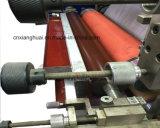 Impresora flexográfica no tejida plástica de papel de Fabic de la película de los colores
