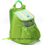 Grüner Multifunktionspicknick-Beutel-Organisator-Kühlvorrichtung-Rucksack-Beutel