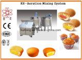Machine de mélangeur de l'aération Kh-600