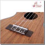 Ukulele Mahogany ABS Fingerboard Rosewood переклейки белого Binding (AU50L)