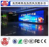 실내 P4 풀 컬러 임대 광고 전시 화면 높은 광도 영상 벽