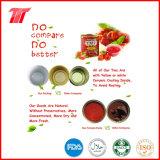 Tomate de la lata salsa de pasta puede