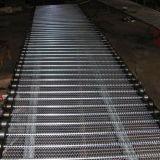 De Transportband van het roestvrij staal Voor Was, het Drogen, Hete Treament