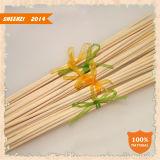 Difusor de canas de cana natural Rattan Reed Stick Fiber Color Fragrance Reed Stick