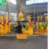 Conduites sautantes de kangourou de bonne qualité (012)