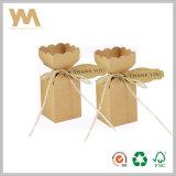 Boîte de empaquetage à sucrerie de panneau en ivoire avec l'impression