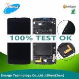 タッチ画面の計数化装置およびフレームアセンブリの黒のLG K7 LCDスクリーン表示のための携帯電話LCD