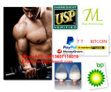 Esteróides Testex Undecanoate de Testex da hormona estrogénica do CAS 5949-44-0 Andriol anti