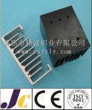 機械化アルミニウム脱熱器、ドリル孔(JC-P-82030)が付いている脱熱器