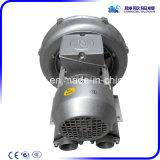 Tratamiento de aguas residuales de la transportación neumática usar ventilador lateral del canal