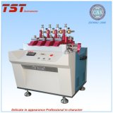 Appareil de contrôle de résistance d'abrasion de tissus de textile d'ASTM D4157 avec la méthode oscillante de cylindre