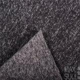 Tessuti di cotone e delle lane per l'autunno nel nero
