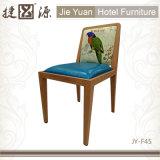 의자 (JY-F45)를 식사하는 고대 목제 곡물 의자