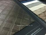 Cuir artificiel de PVC de surface métallique pour le sofa/meubles/sacs/décoration intérieure de véhicule