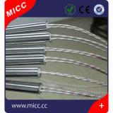 Micc elemento del calentador del cartucho de Customed 12V 24V 110V 220V cualquie talla y voltaje