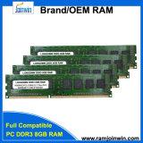 Польностью совместимый дешевый RAM 8GB 1600MHz PC3-12800 8bits DDR3