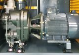 Compresseur d'air à deux étages économiseur d'énergie efficace élevé de vis