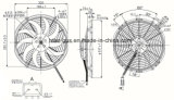 Heavy-Duty Machine A / C Axial Fan Va10-Bp70-61s
