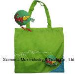 Sac pliable de client de cadeaux, type animal de crocodile, sacs réutilisables, légers, d'épicerie et maniable, promotion, accessoires et décoration
