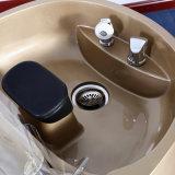 Canapé de massage au shampooing pour lavage des cheveux en fibre de verre
