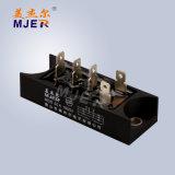 Contrôle triphasé de thyristor de DM 50A de modules de pont en redresseur de DM
