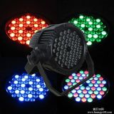 54 LED-wasserdichtes Lampe NENNWERT Licht Nj-L54b für Stage/DJ/Disco/Party/Wedding/Nightclub LED bewegliches Hauptlicht
