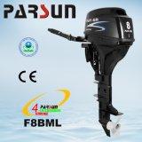 F8bwl, controllo della maniglia di Parsun 4-Stroke 8HP, inizio elettrico e motore esterno dell'asta cilindrica lunga