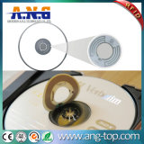 Перезаписывающийся безконтактные бирки Hf RFID DVD пассивные малые