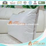 Ganso blanco real de la almohadilla el 85% del compartimiento del escudete tres abajo que llena la almohadilla cómoda del compartimiento del escudete