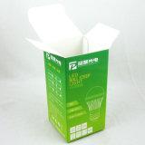 Bunter Papierkasten für Glühlampe