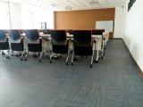 Tapis de vinyle de tapis de PVC/configuration desserrée tissée/Yihua