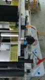 Máquina de etiquetado semi auto de la botella redonda para las varias botellas de la dimensión de una variable redonda
