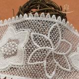 卸し売り女性のスカートの綿およびナイロンフランスのレース