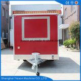 Acoplados móviles del carro del alimento del equipo de la cocina