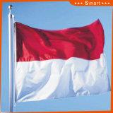 カスタムSunproofの国旗のインドネシアの国旗モデルNo.防水すれば: NF-037