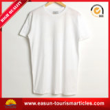 T-shirt 100% blanc en polyester Papier de transfert en gros