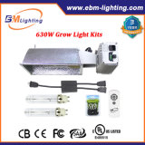 630W LED / CMH Grow Lamp En Aluminium Grow Light Reflector Electronic Digital Lastre