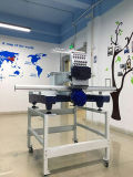 Grande machine principale simple de région de broderie automatisée avec le prix grand