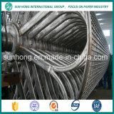 Stahlzylinder-Form für die Formung des Kapitels der Papiermaschine