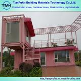 현대 Prefabricated 모듈 저가 콘테이너 집